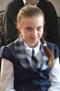 Козюлина Алина, призер конкурса Малые грани