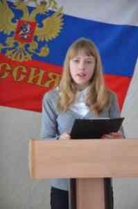 Толмачёва Лиза призер конкурса Малые грани