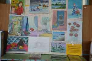 Выставка Молотковой Надежды Нижний Шибряй
