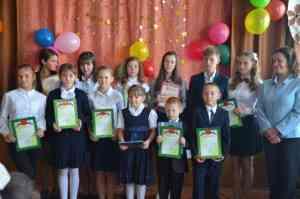 Победители и призеры конкурсов различных уровней
